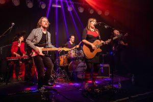 CD Release Karin Rabhansl Band